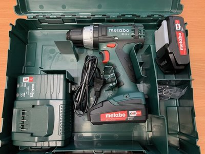 Metabo BS18L accuboormachine